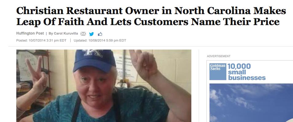 Christian Restaurant